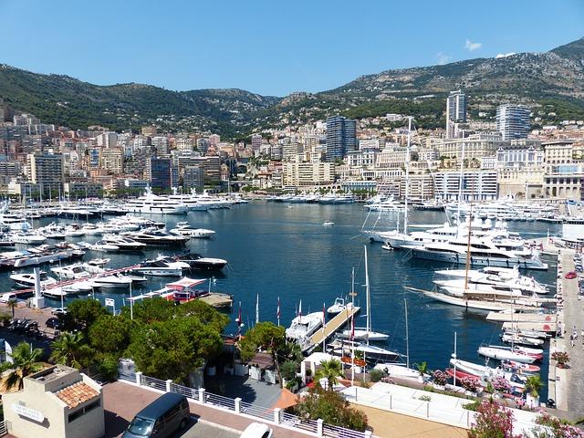 Pont de Fontvieille, Monaco