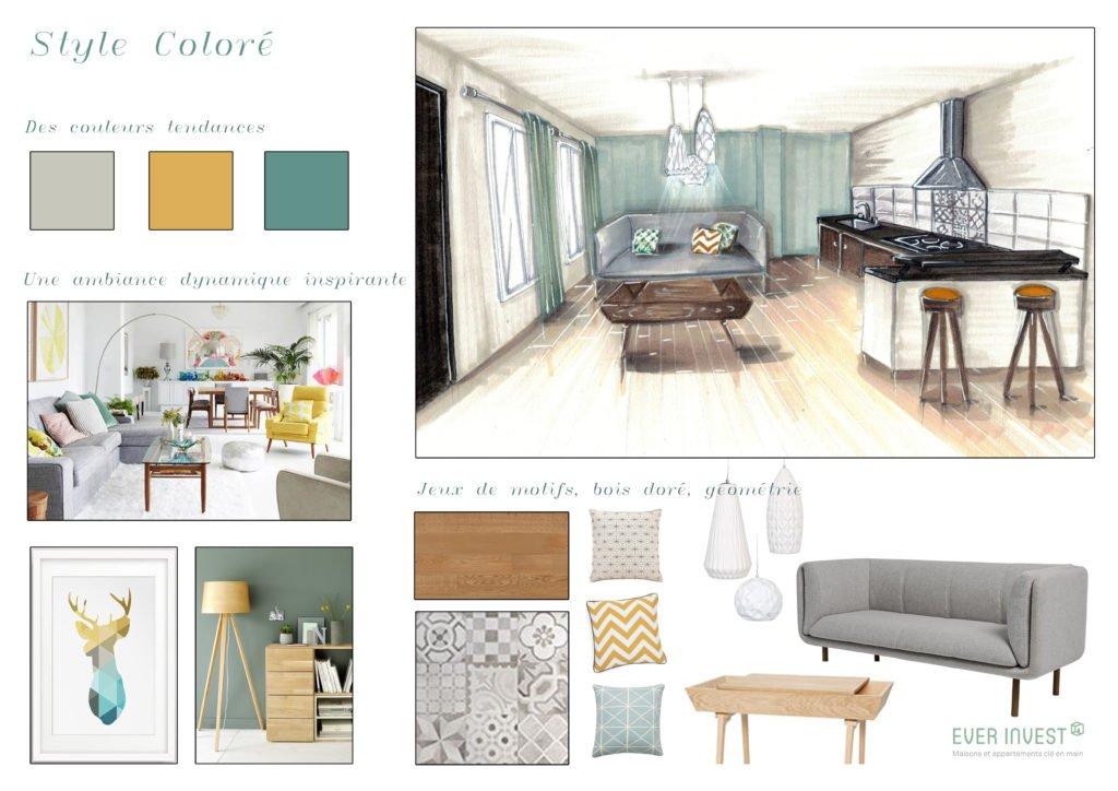 planche-colorée projet résidence principale paris