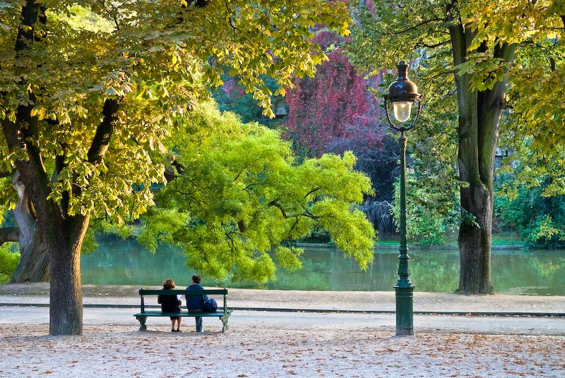 Parce des Buttes Chaumont, Paris 19ème, investissement locatif