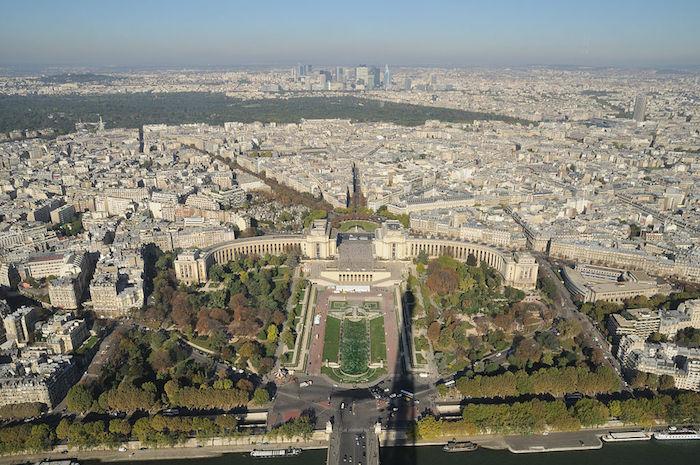 Jardin du Trocadéro, Paris