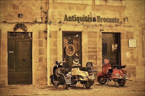 Magasin brocante