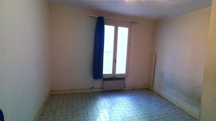 Exemple avant rénovation Paris 18e EVER INVEST