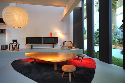 Design mobilier pièce principale