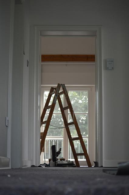 Appartement en rénovation