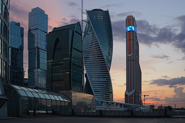 Investissement immobilier ville Moscou