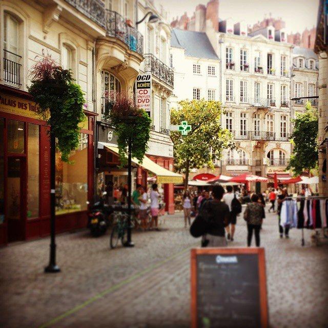 Dans quels quartiers investir à Nantes