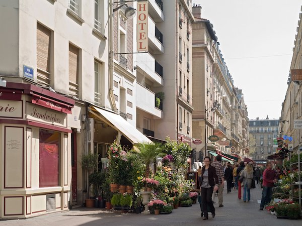 Rue Daguerre, Paris, France