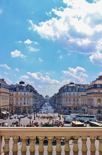 Opéra au 9ème arrondissement de Paris, investissement locatif