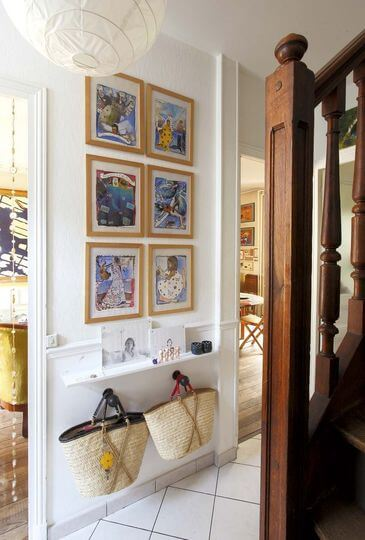 Top 7 des plus belles maisons de paris ever invest - Decoration petite entree appartement ...