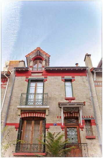 Top 7 des plus belles maisons de paris ever invest - Maison parisienne ...