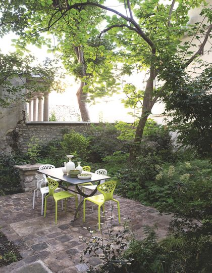 Top 7 des plus belles maisons de paris ever invest for Photos terrasses et jardins
