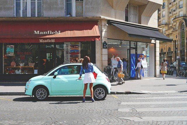 Pied à terre Paris