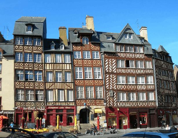 Achat d'appartement à Rennes