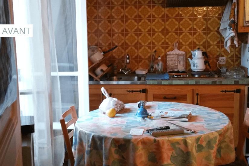 cuisine à aménager pour location
