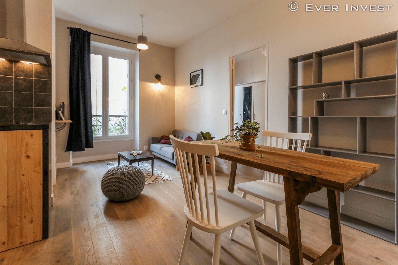 intérieur décoration scandinave pour investissement locatif