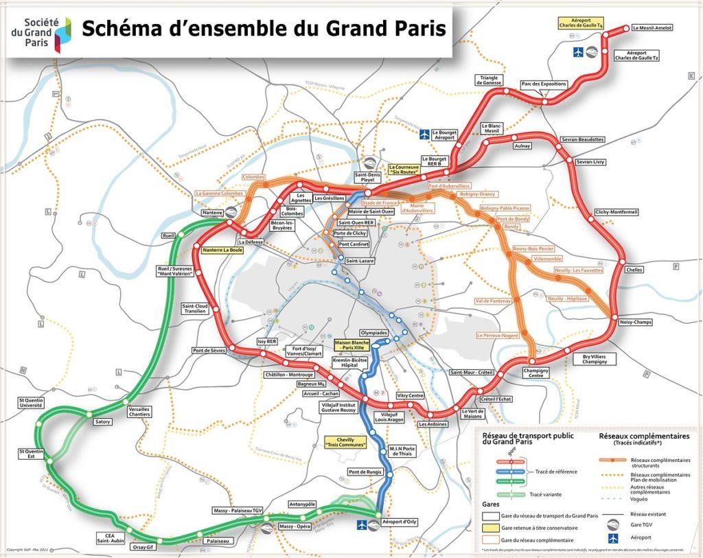 Où investir à Paris - grand paris
