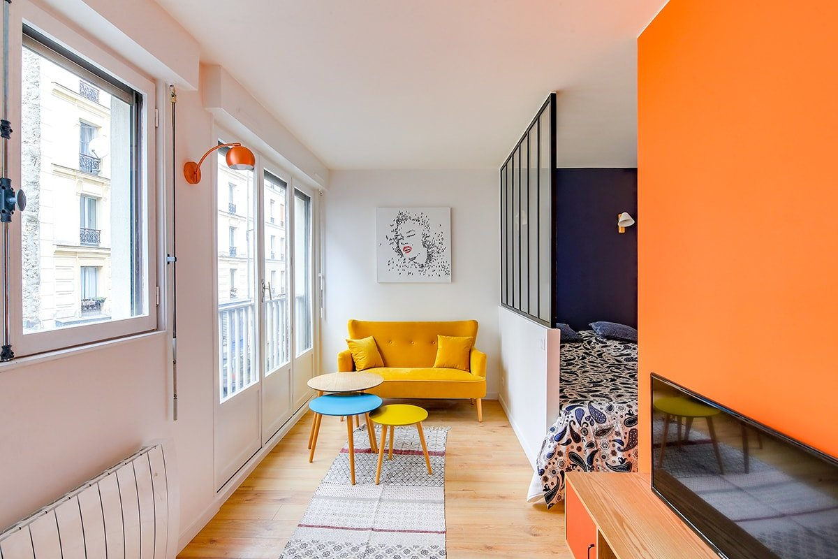 Investissement locatif Orange