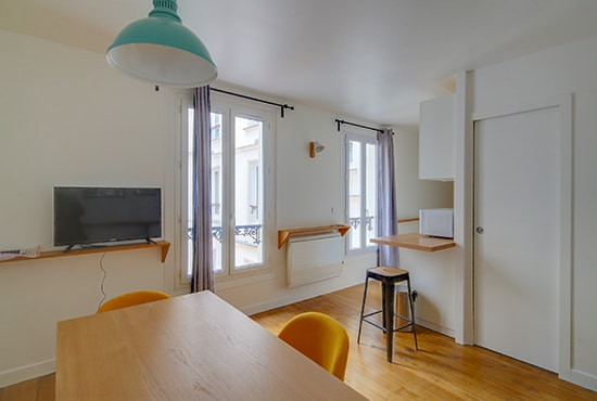 Investissement locatif Paris Marcadet