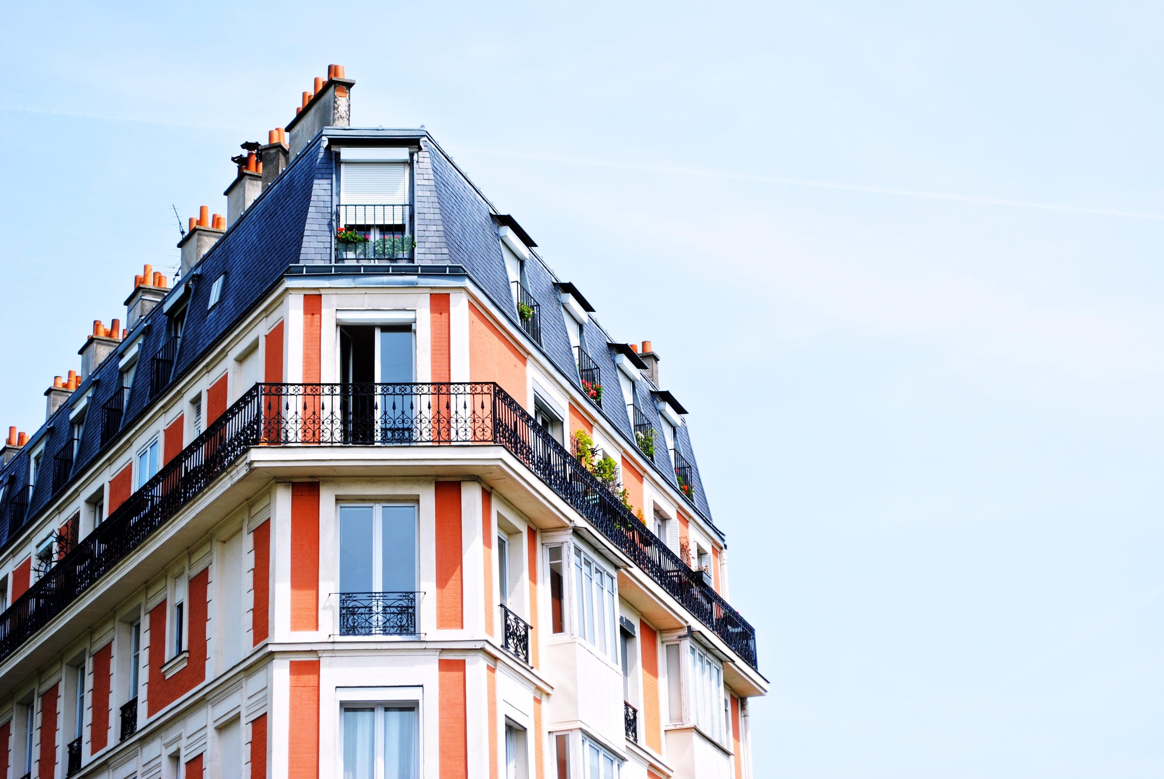 Immeuble de rapport Paris