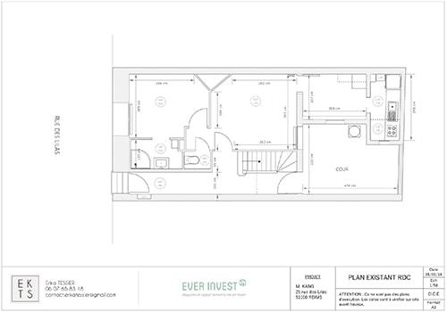 plan Investissement Airbnb Lilas