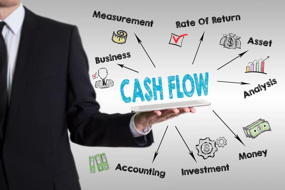 Cash Flow calcul