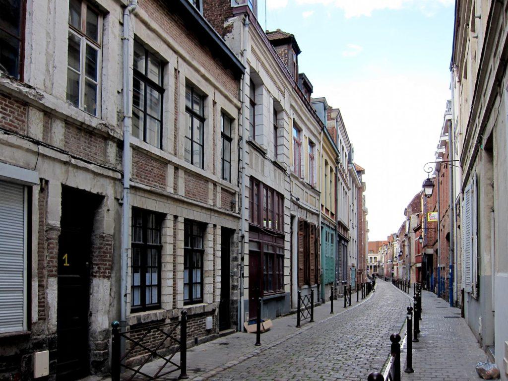Lille_rue_Doudin Investissement