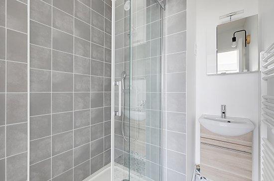 salle de bain investissement locatif Colombes