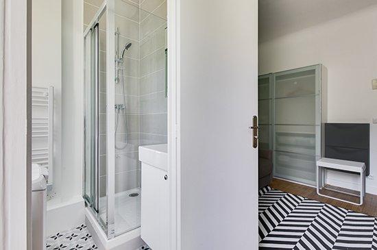 Salle de bain Investissement locatif Paris 13