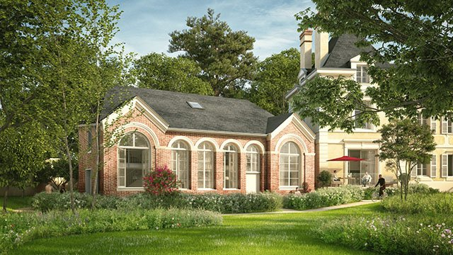 Immobilier neuf chateau Malraux