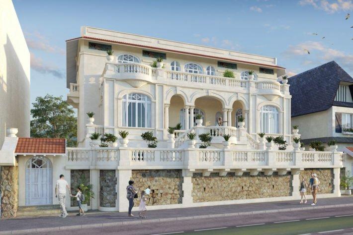 Immobilier neuf monument historique